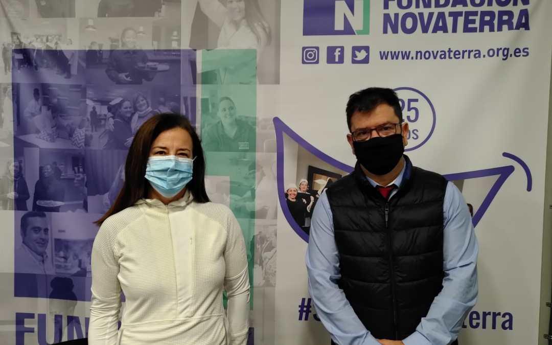 Nuevas Alianzas: La FEBF y la Fundación Novaterra suscriben un convenio de colaboración para impulsar la educación financiera inclusiva