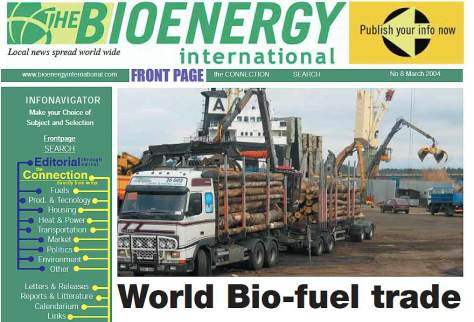 Bioenergy International