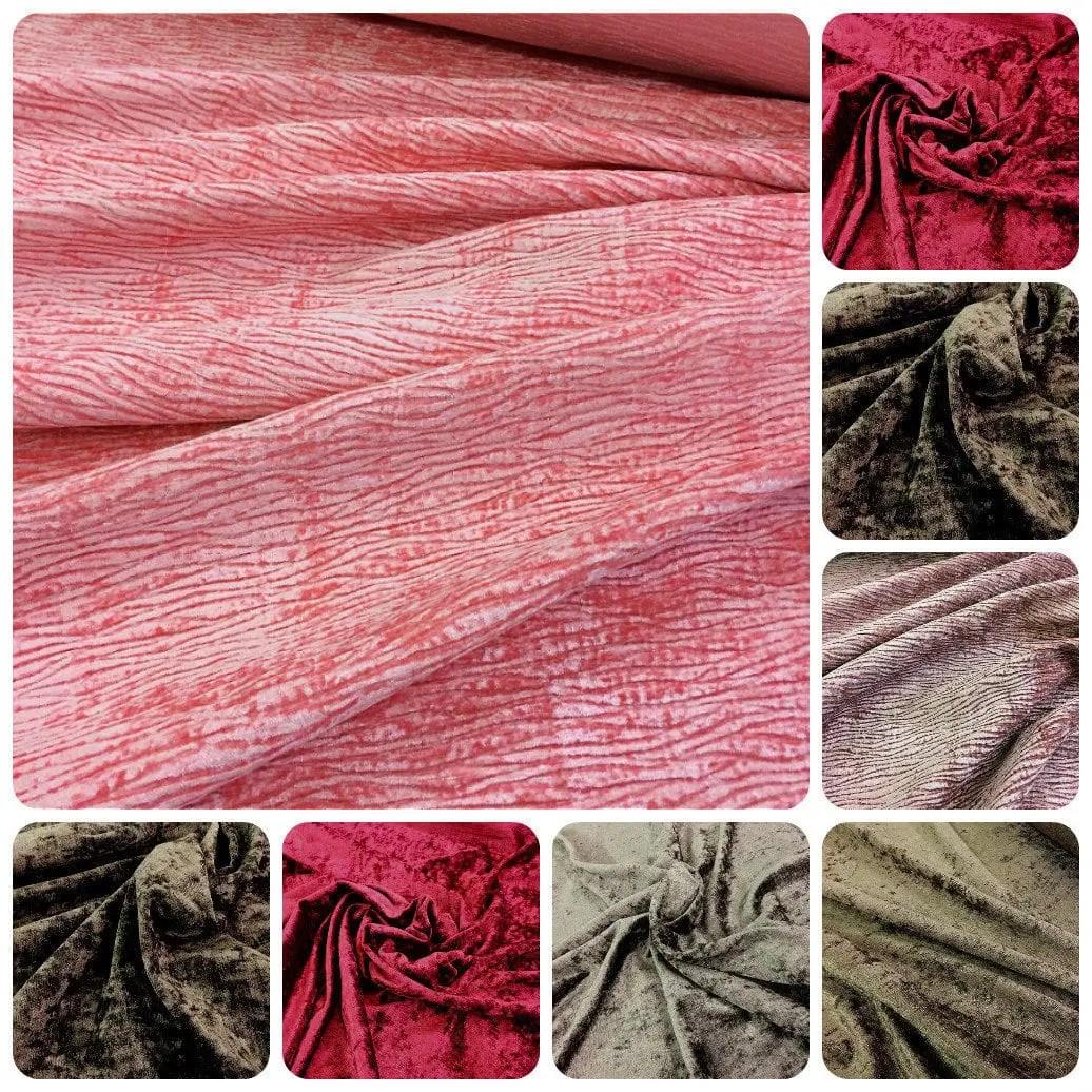chenille sofa fabric care paletten balkon anleitung pharaoh textured luxury designer curtain