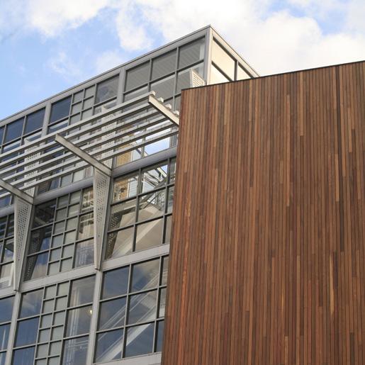 Cumaru 54x6 Deck Boards Brazilian Teak Hardwood Decking