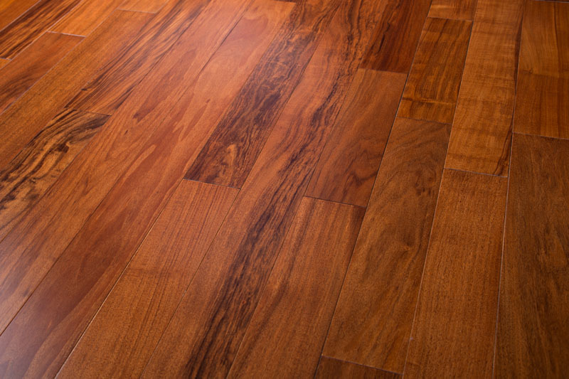 Patagonian Rosewood 5 Curupau Clear Dark Prefinished Flooring