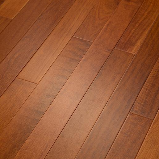 Kempas Natural Prefinished Flooring Smooth A 36