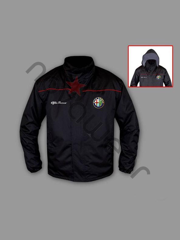Alfa Romeo Fan Windbreaker Jacket