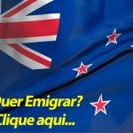 Ajuda para Emigrar para a Nova Zelandia