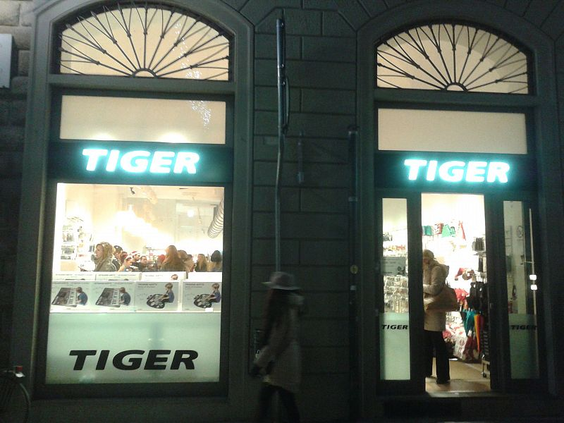 Tiger Firenze assalto ai giocattoli e Natale low cost  Nove da Firenze