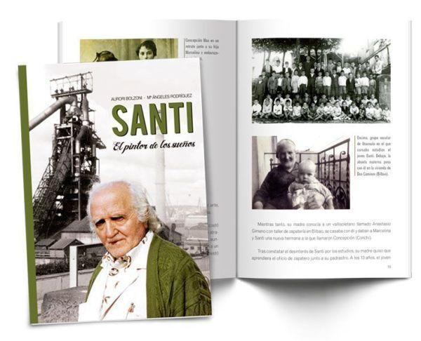Santi, el pintor de los sueños