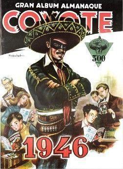 Gran Album Almanaque Coyote-Oeste, 1946