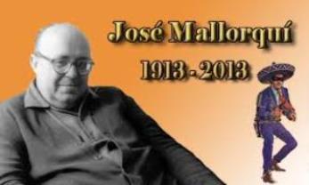 Centenario del nacimiento de José Mallorquí