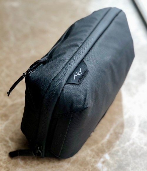 Peak Design Tech Pouch, Fully Packed, Black