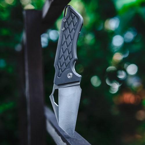 Nitch Designs Ingress Kickstarter Knife