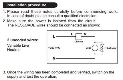 lighting photocell wiring diagram yamaha trim gauge danlers, resload resloade resistive load unit
