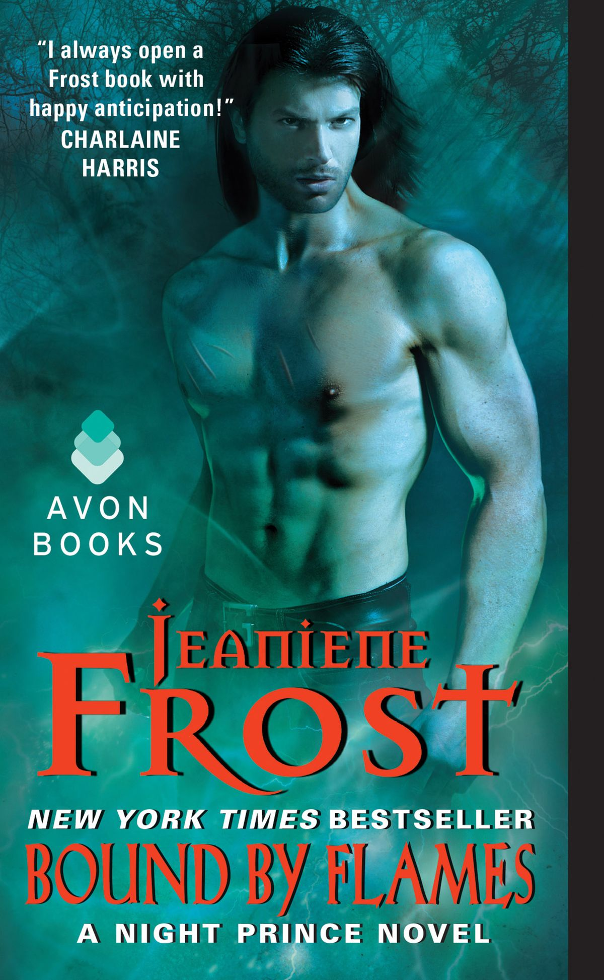 Book Review | Bound by Flames by Jeaniene Frost