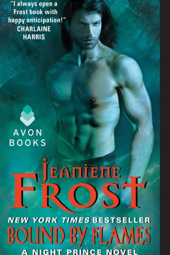 Book Review   Bound by Flames by Jeaniene Frost