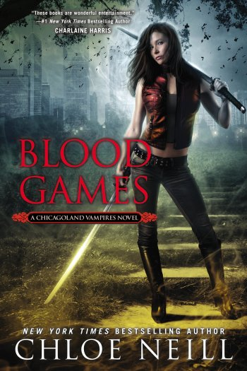 Review – Blood Games by Chloe Neill