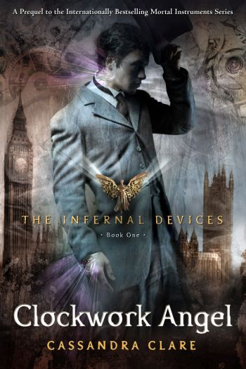 Review – Clockwork Angel by Cassandra Clare