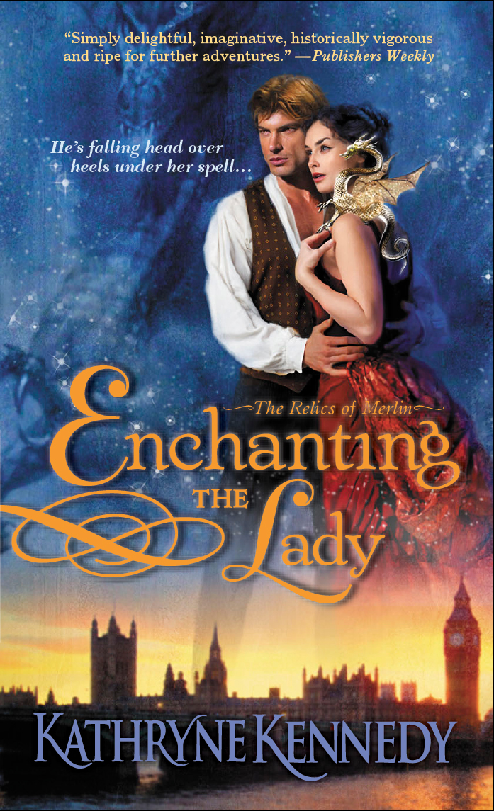 Book Review – Enchanting the Lady by Kathryne Kennedy