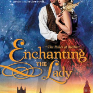 Enchanting the Lady by Kathryne Kennedy | Book Review