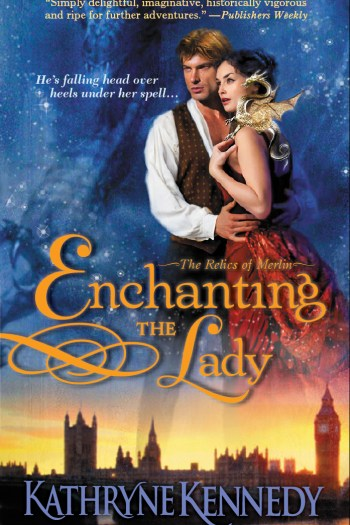 Review – Enchanting the Lady by Kathryne Kennedy