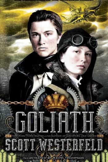 Review – Goliath by Scott Westerfeld