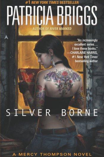 Review – Silver Borne by Patricia Briggs