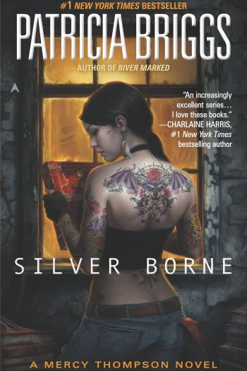 Review – Silver Borne by Patricia Briggs