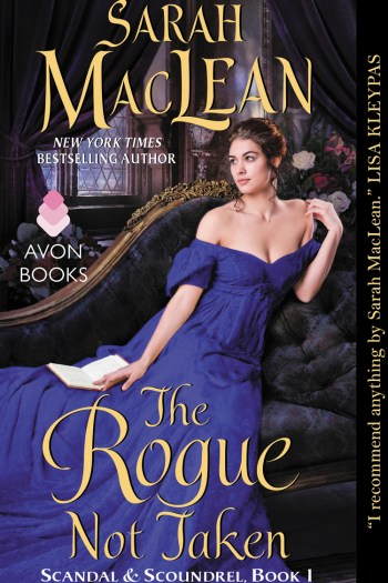Review – The Rogue Not Taken by Sarah MacLean