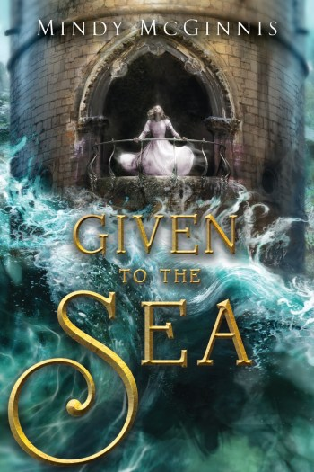 Review – Given to the Sea by Mindy McGinnis