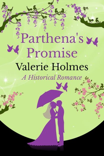 Review – Parthena's Promise by Valerie Holmes