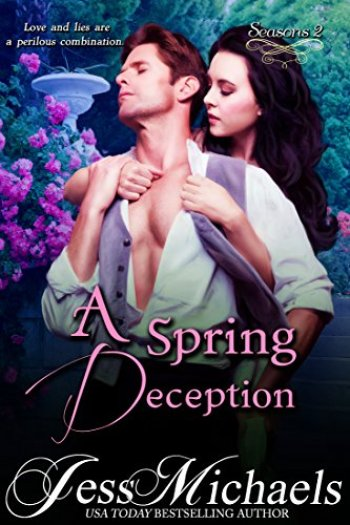 Review – A Spring Deception by Jess Michaels