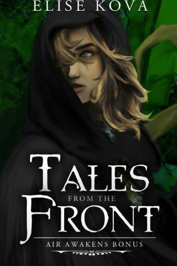 Review – Tales from the Front by Elise Kova