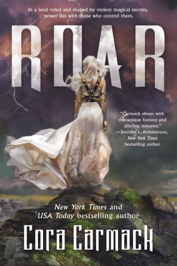 New Release (in Paperback) + Giveaway! | ROAR by Cora Carmack
