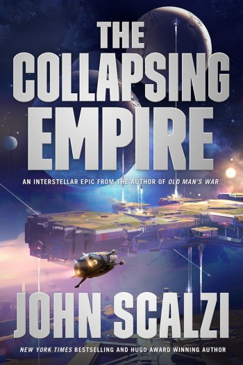 Review – The Collapsing Empire by John Scalzi