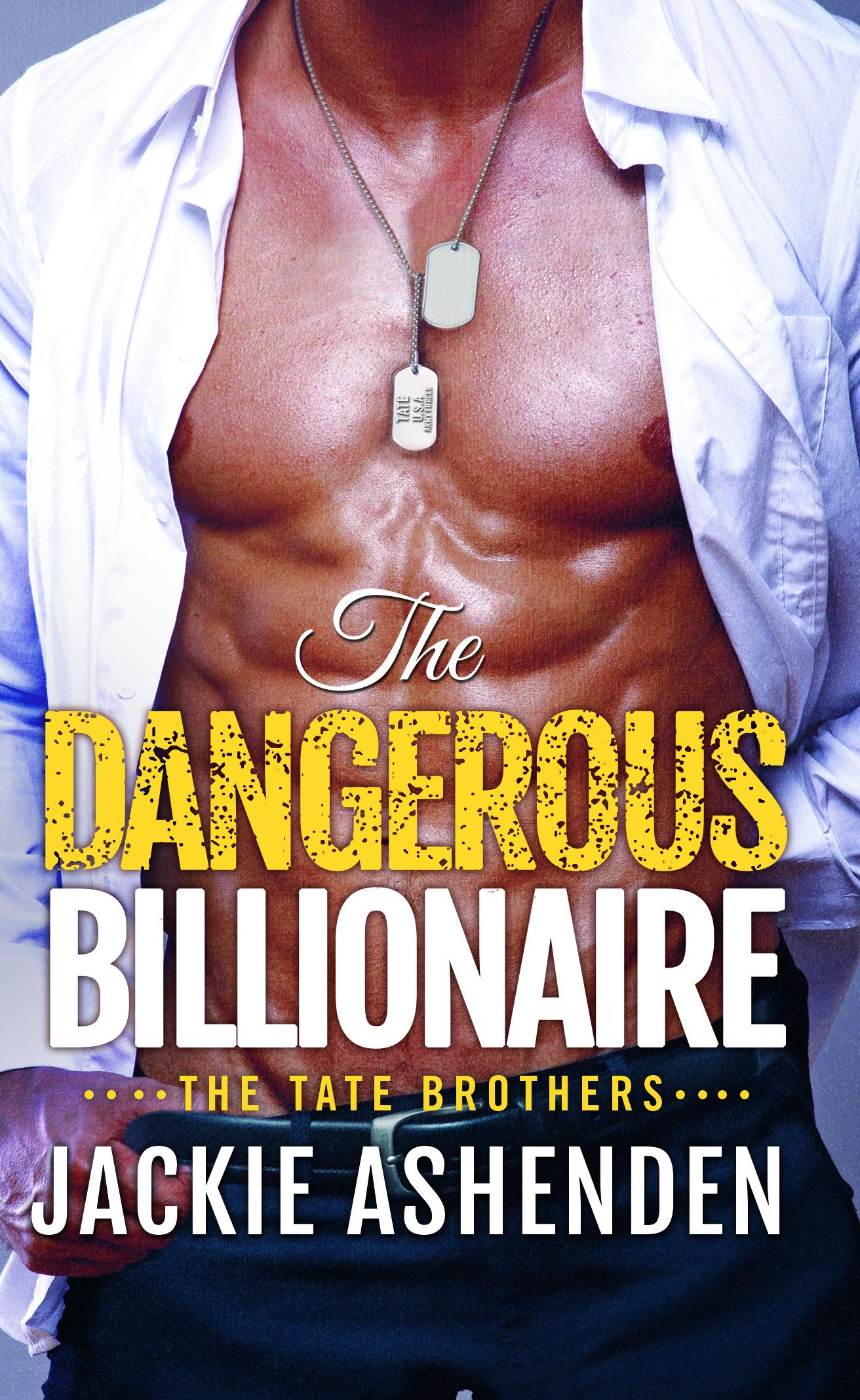 Review – The Dangerous Billionaire by Jackie Ashenden