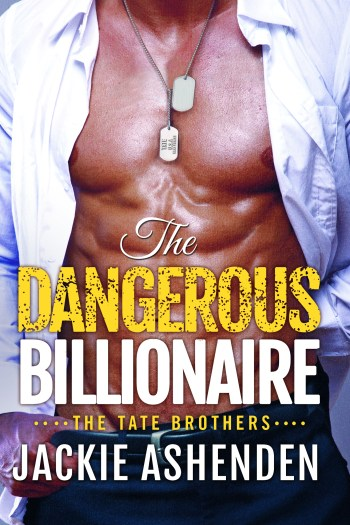 Review – The Dangerous Billionaire by Jackie Ashenden