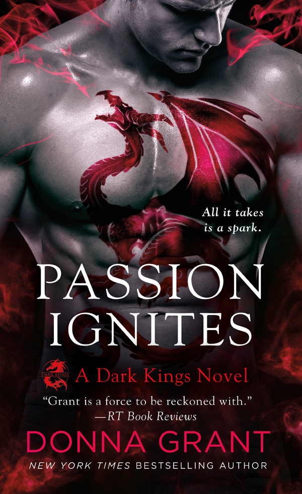Review – Passion Ignites by Donna Grant