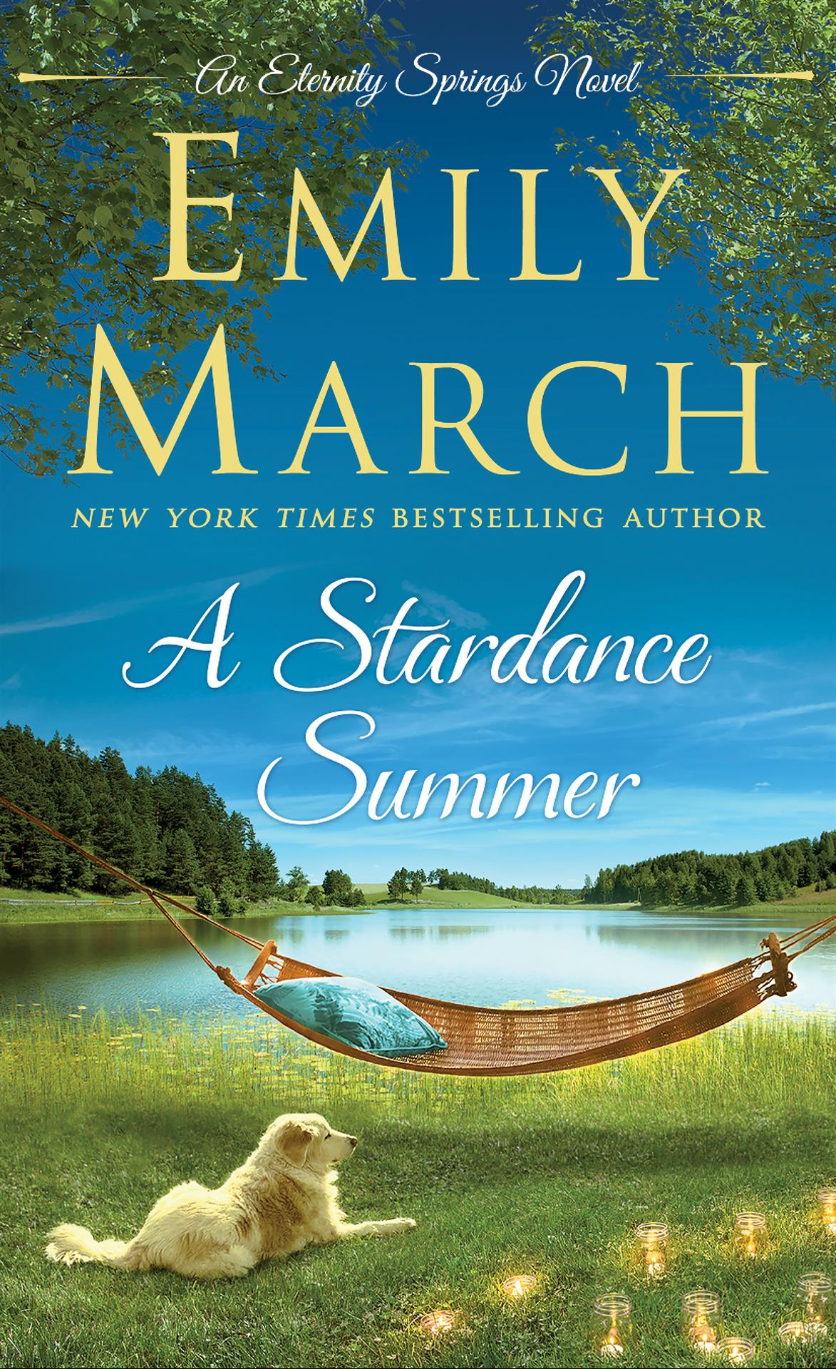 Review – A Stardance Summer by Emily March