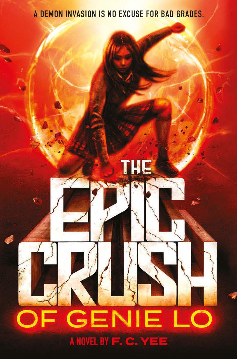Blog Tour Review + Giveaway – The Epic Crush of Genie Lo by F.C. Yee
