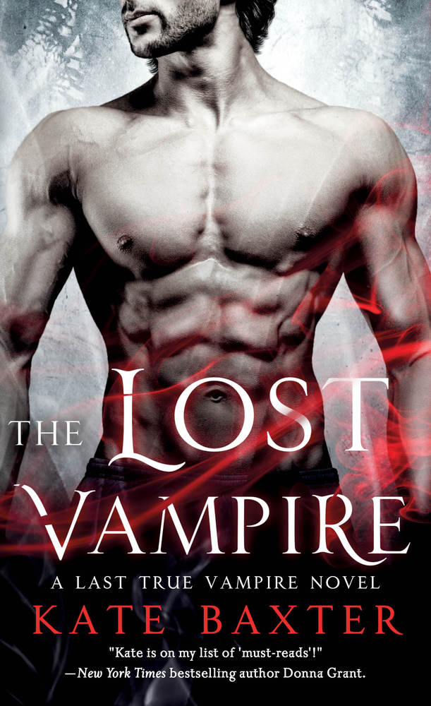 Mini Review – The Lost Vampire by Kate Baxter