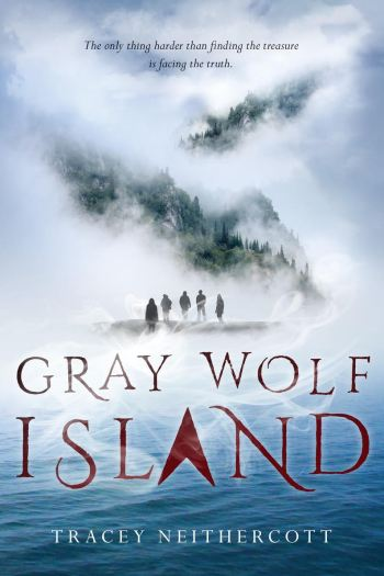 Gray Wolf Island by Tracey Neithercott | ARC Review