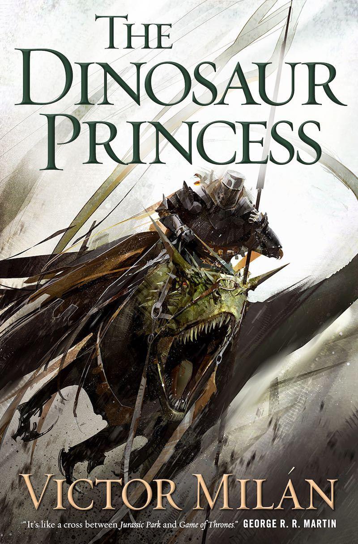 Mini Review – The Dinosaur Princess by Victor Milan