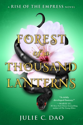 Forest of a Thousand Lanterns by Julie C. Dao | ARC Review