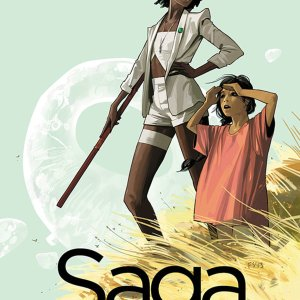 Mini Review – Saga, Vol. 3 by Brian K. Vaughan & Fiona Staples