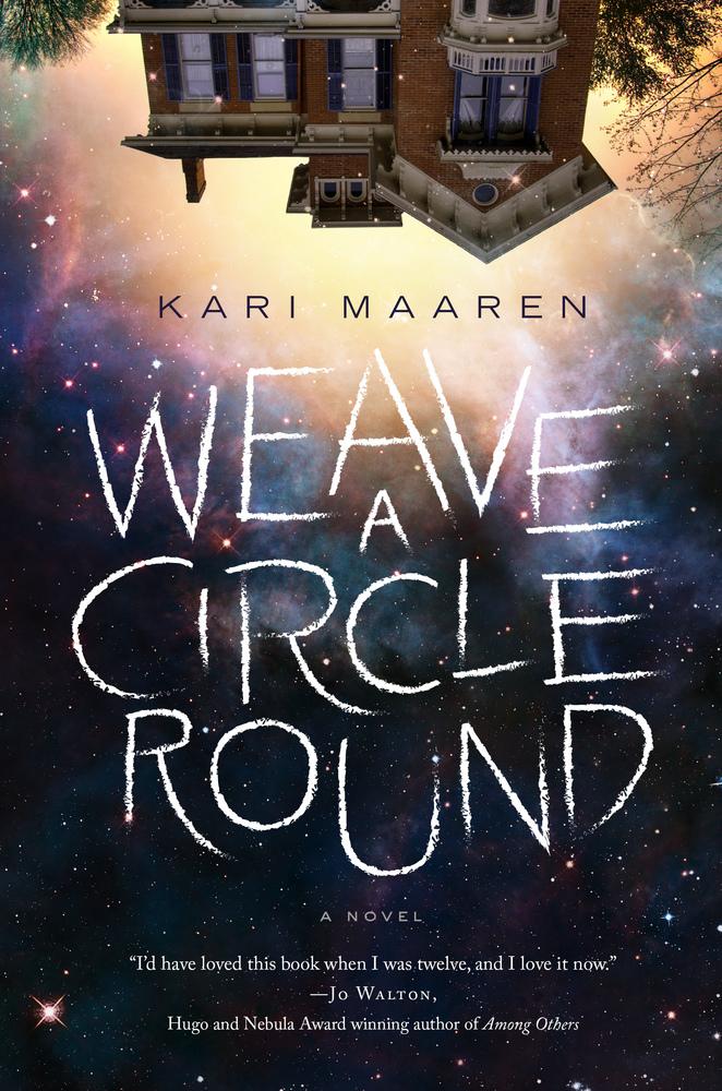 Mini Review – Weave a Circle Round by Kari Maaren