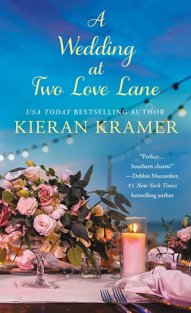 Review – A Wedding at Two Love Lane by Kieran Kramer