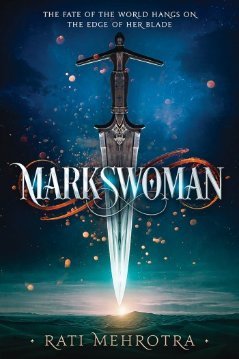 Review – Markswoman by Rati Mehrotra