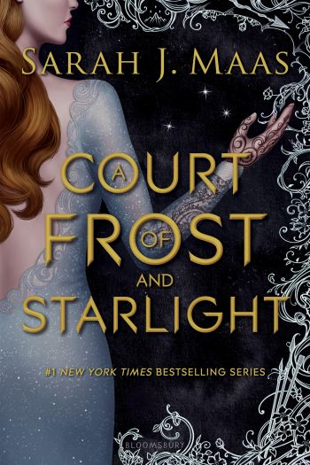 Audiobook Review | A Court of Frost and Starlight by Sarah J. Maas