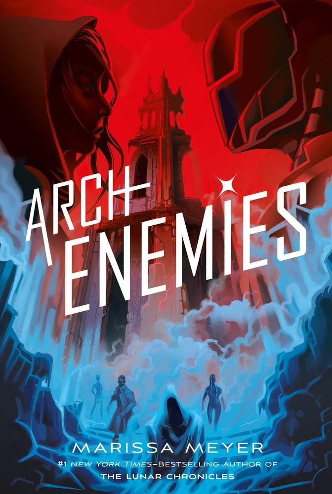 ARC Review | Archenemies by Marissa Meyer