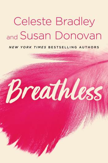 A Romance Spanning Art and Time | Breathless by Celeste Bradley & Susan Donovan