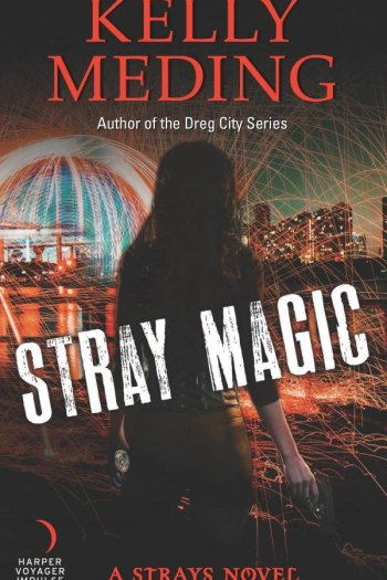 Talking Heads and 3 Love Interests   Stray Magic by Kelly Meding