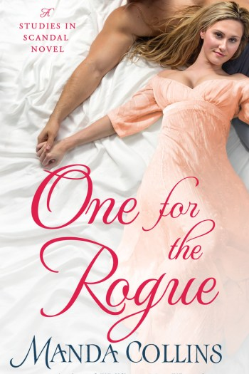 One for the Rogue by Manda Collins   ARC Review